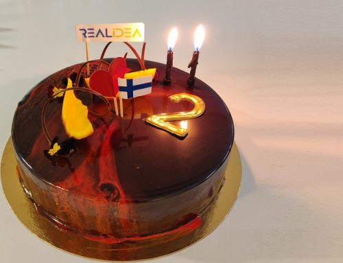 Realidea Celebrating Two Years in Business