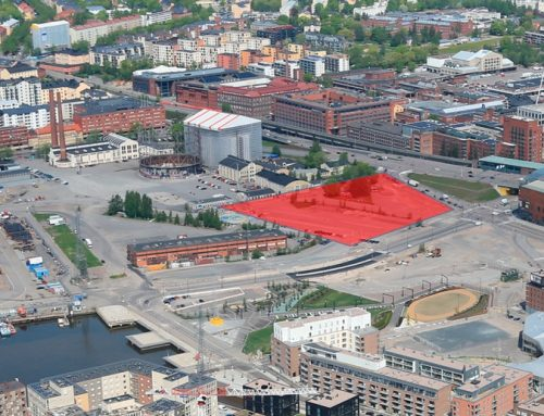 Realidea involved in the development of the Suvilahti event area in Helsinki