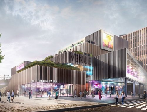 The winner of the architectural competition for the Suvilahti event area has been selected